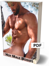 cover image: hot male bodies - hot male nudes