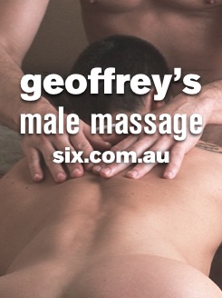 Nude male massage sydney